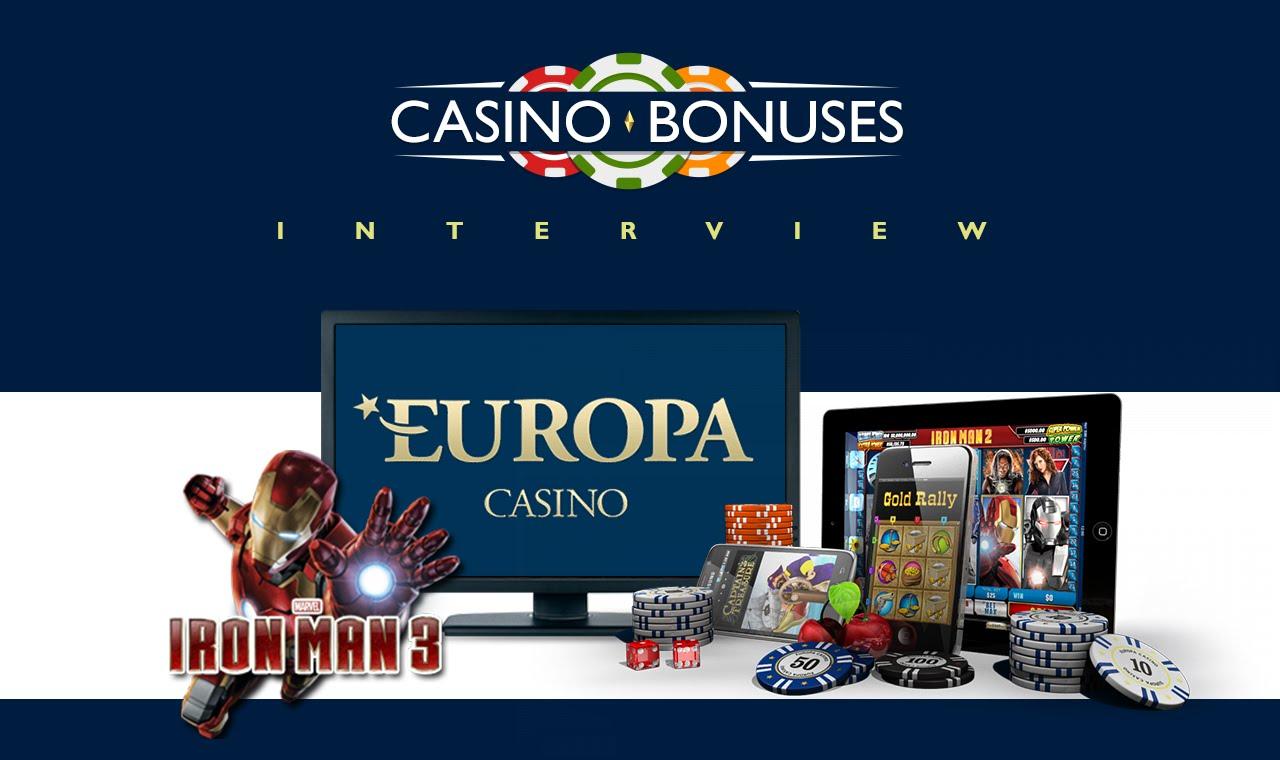 казино европа официальный